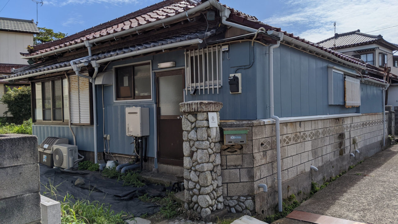 ADDress「千倉A邸」の外観