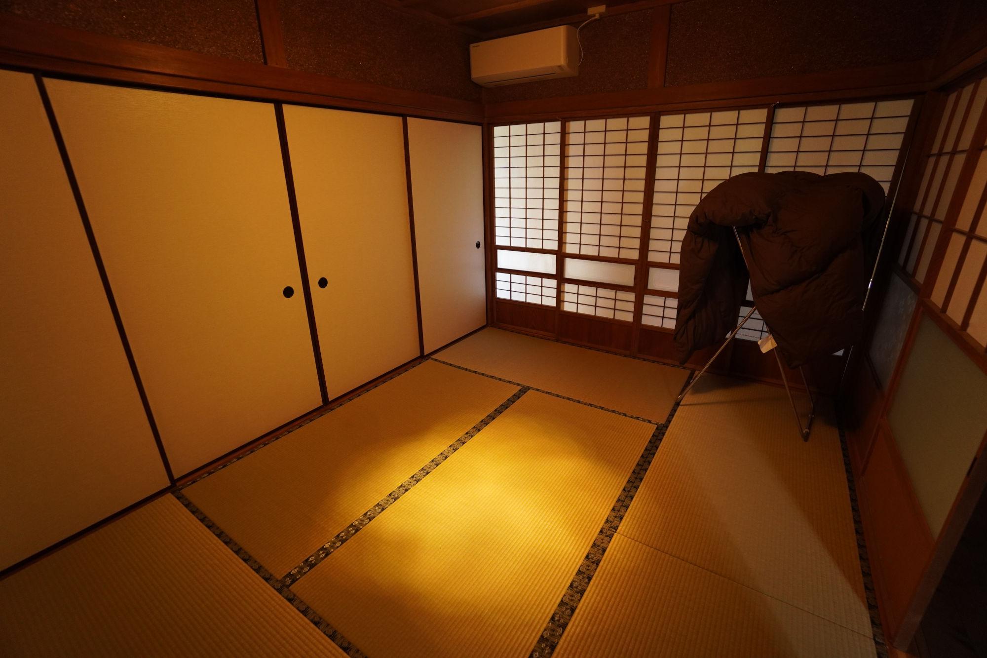 千倉A邸の個室