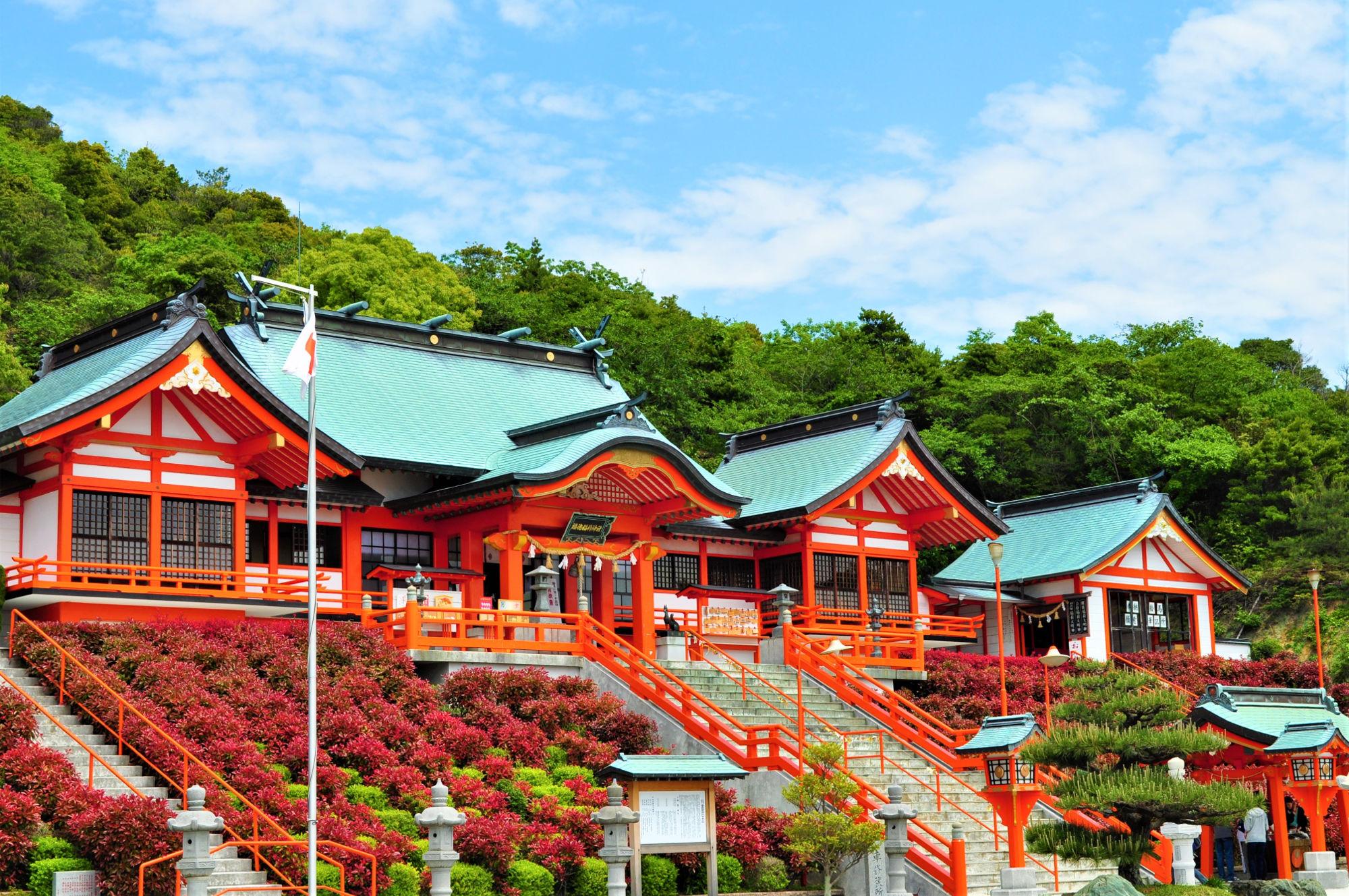 福徳稲荷神社(ふくとくいなりじんじゃ)