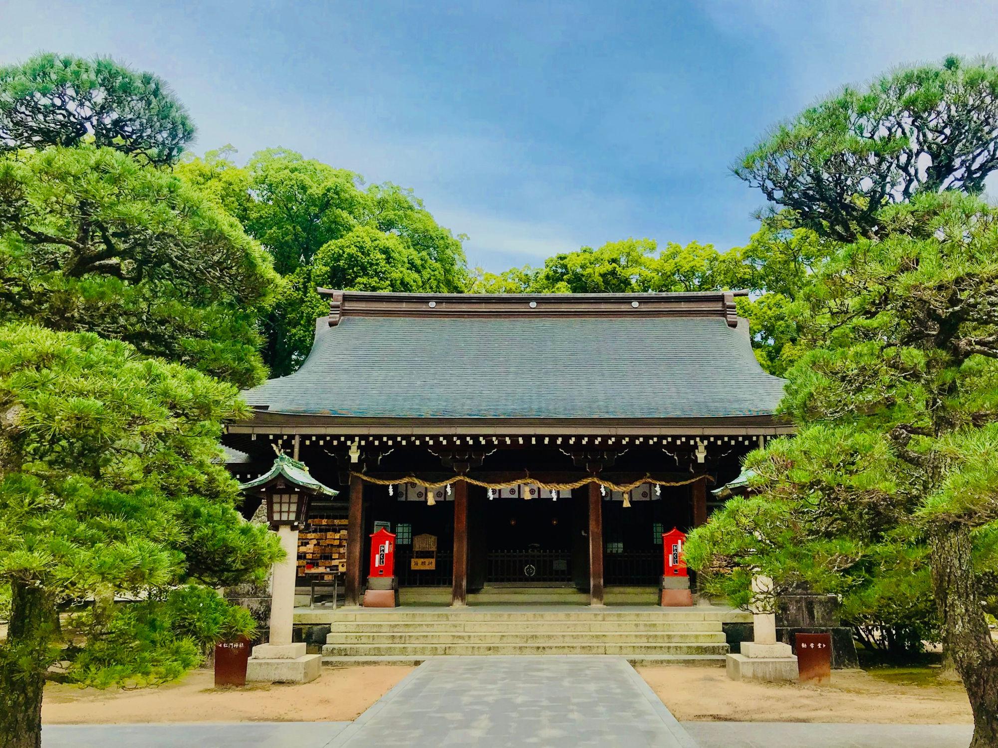 松陰神社(しょういんじんじゃ)