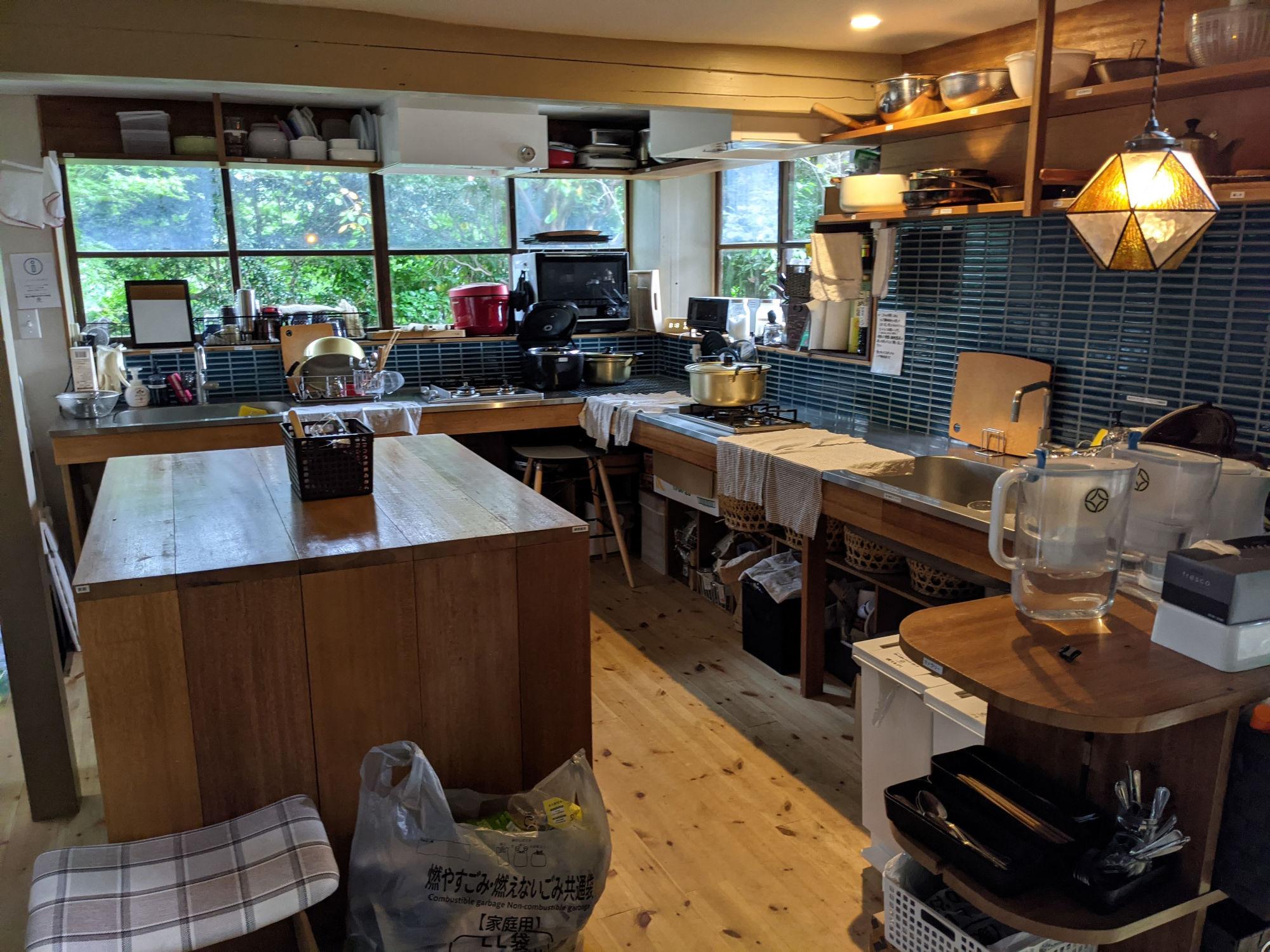 ADDress鎌倉B邸のキッチン