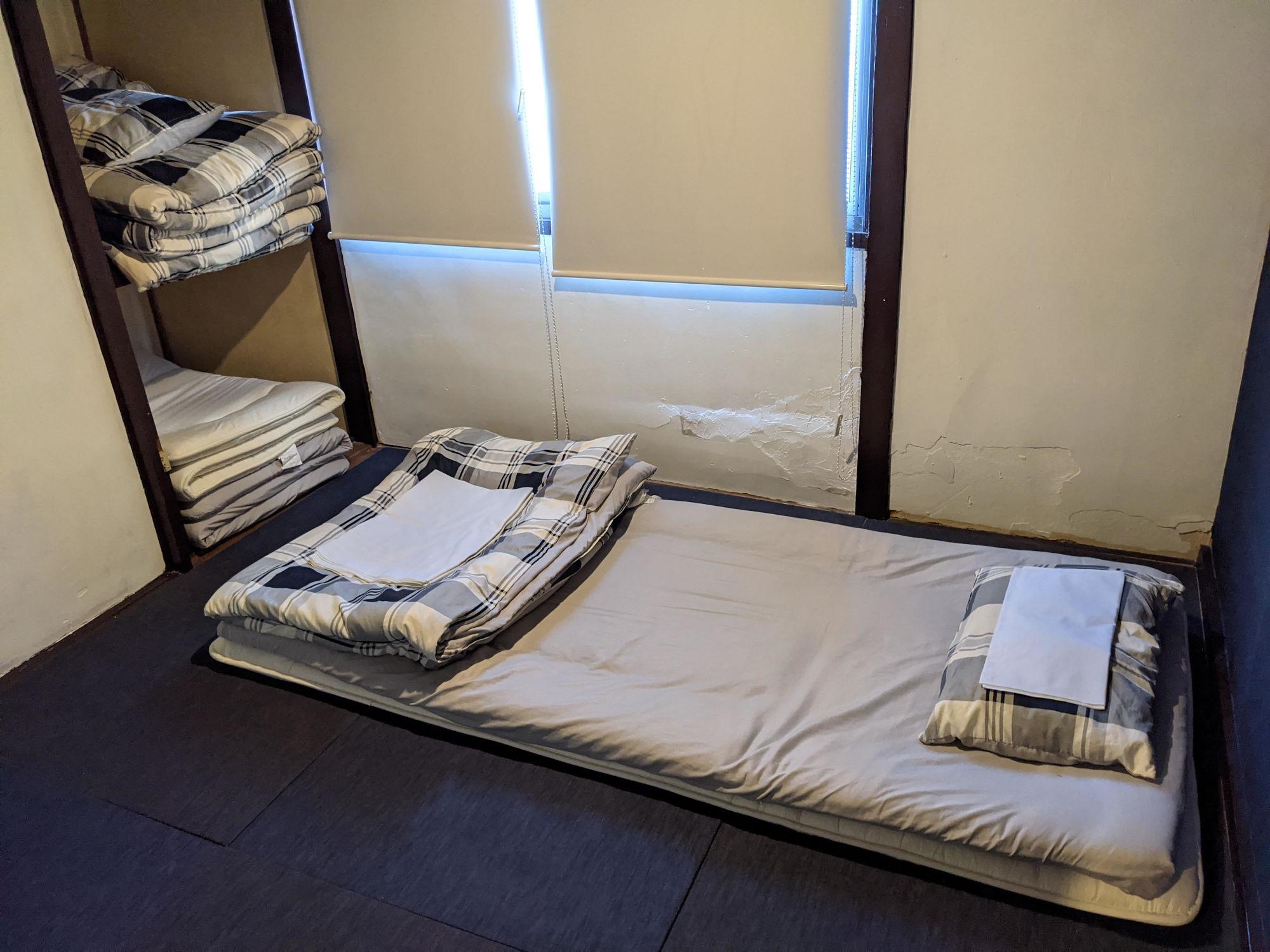 岡山奉還町A邸の部屋(個室)