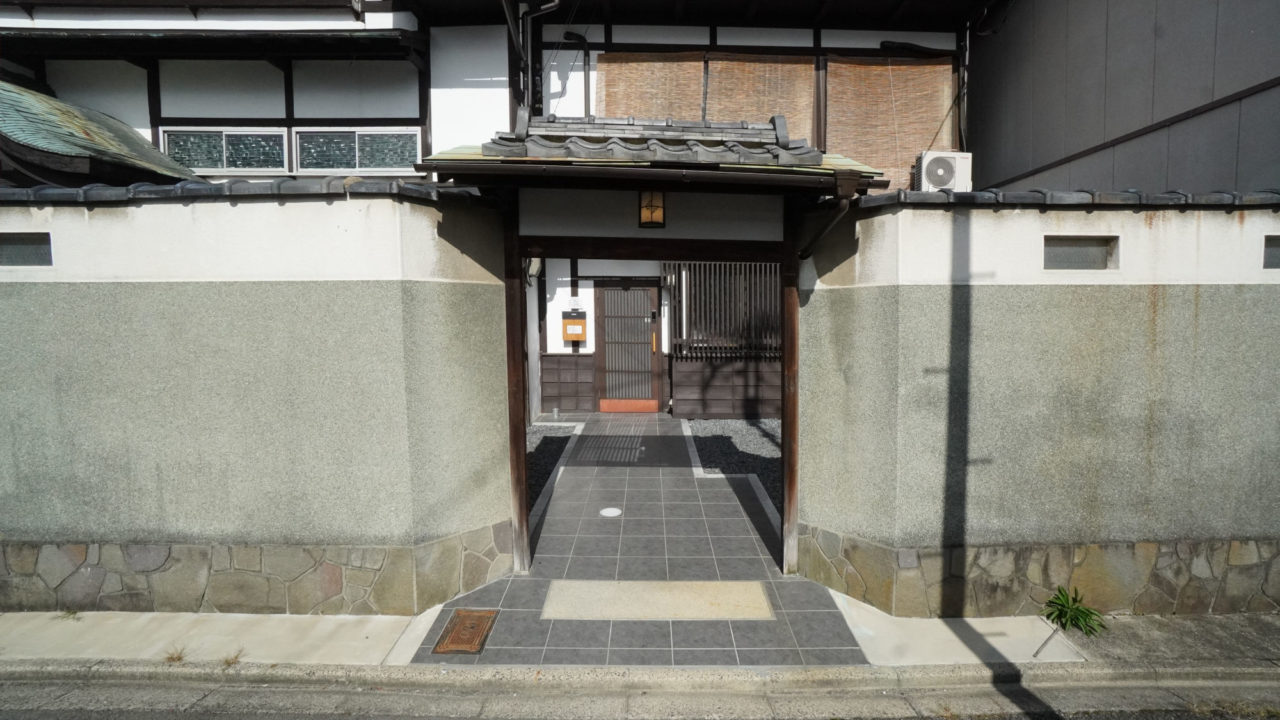 ADDress 京都九条A邸