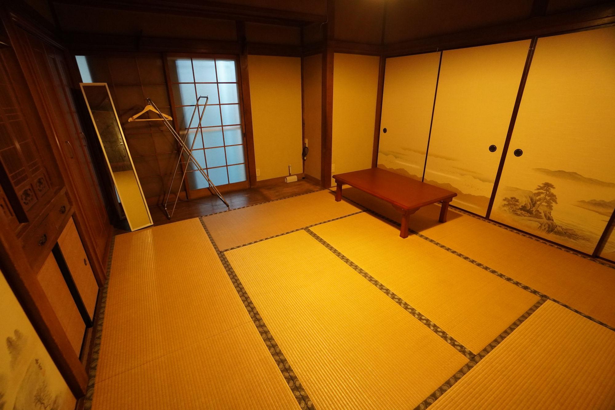 三浦邸の個室