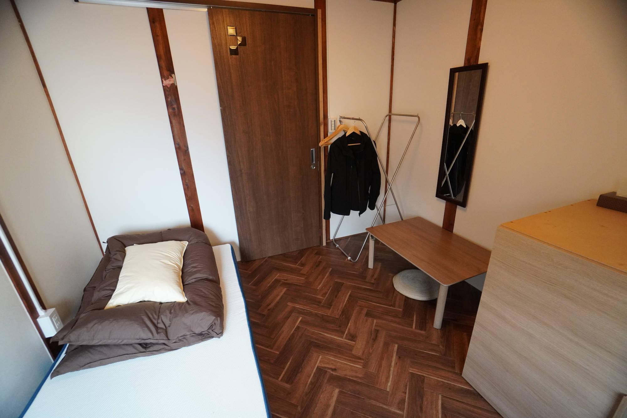 岡山奉還町B邸の部屋(個室)