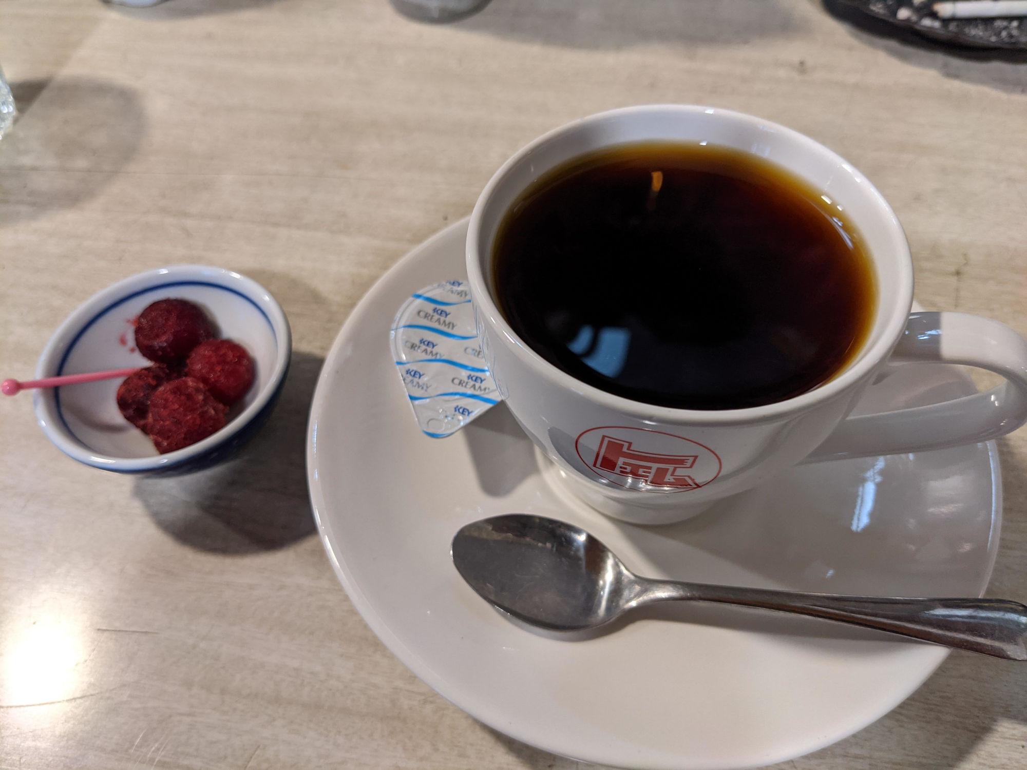 喫茶トエム スペシャルティコーヒー