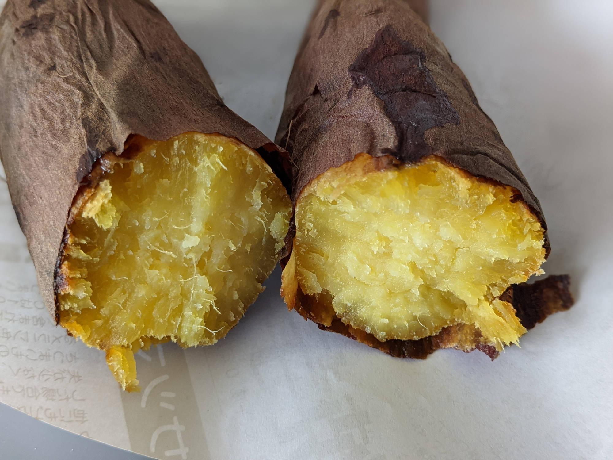 ラ タベルナ デ モリキの焼き芋