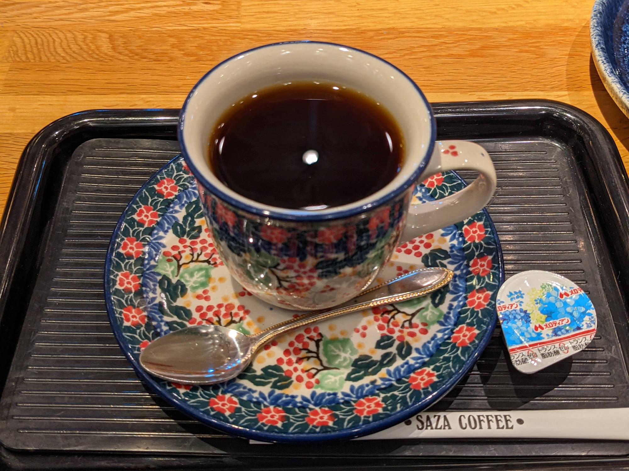 黒森峰女学園コーヒー