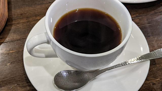 シャルマンのコーヒー