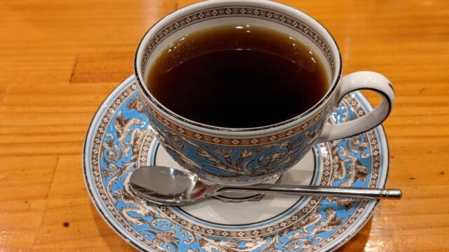 珈琲茶論のコーヒー