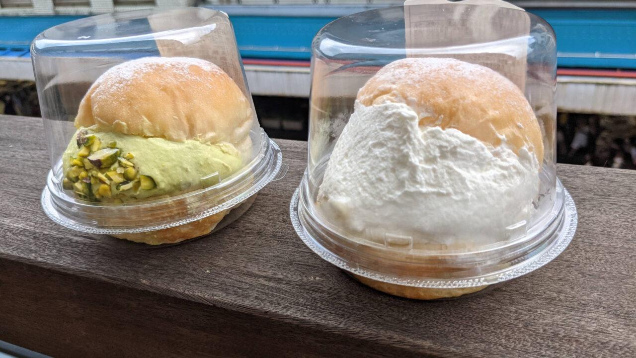 【箱根湯本】箱根カフェのマリトッツォ