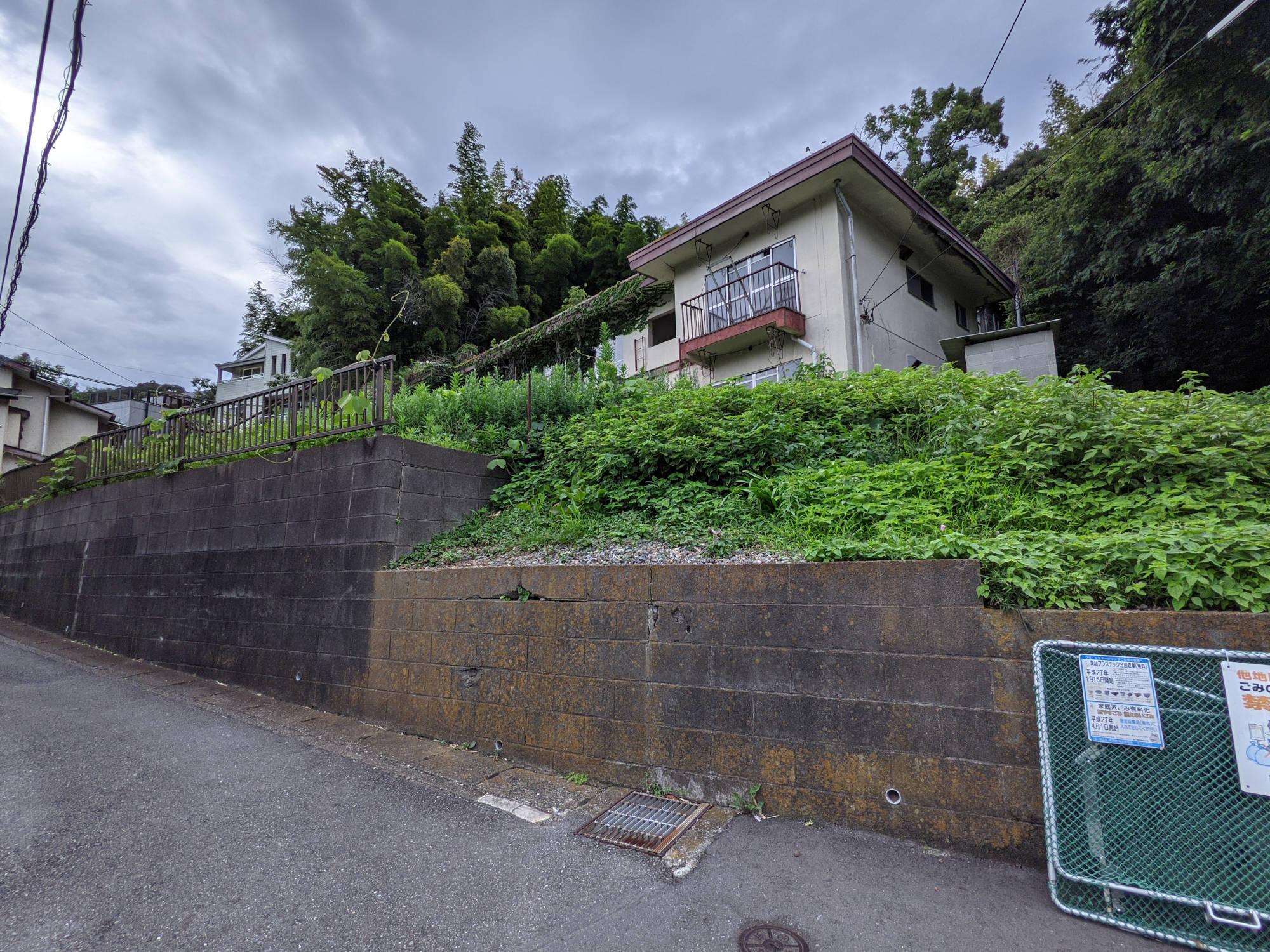 鎌倉C邸へのルート