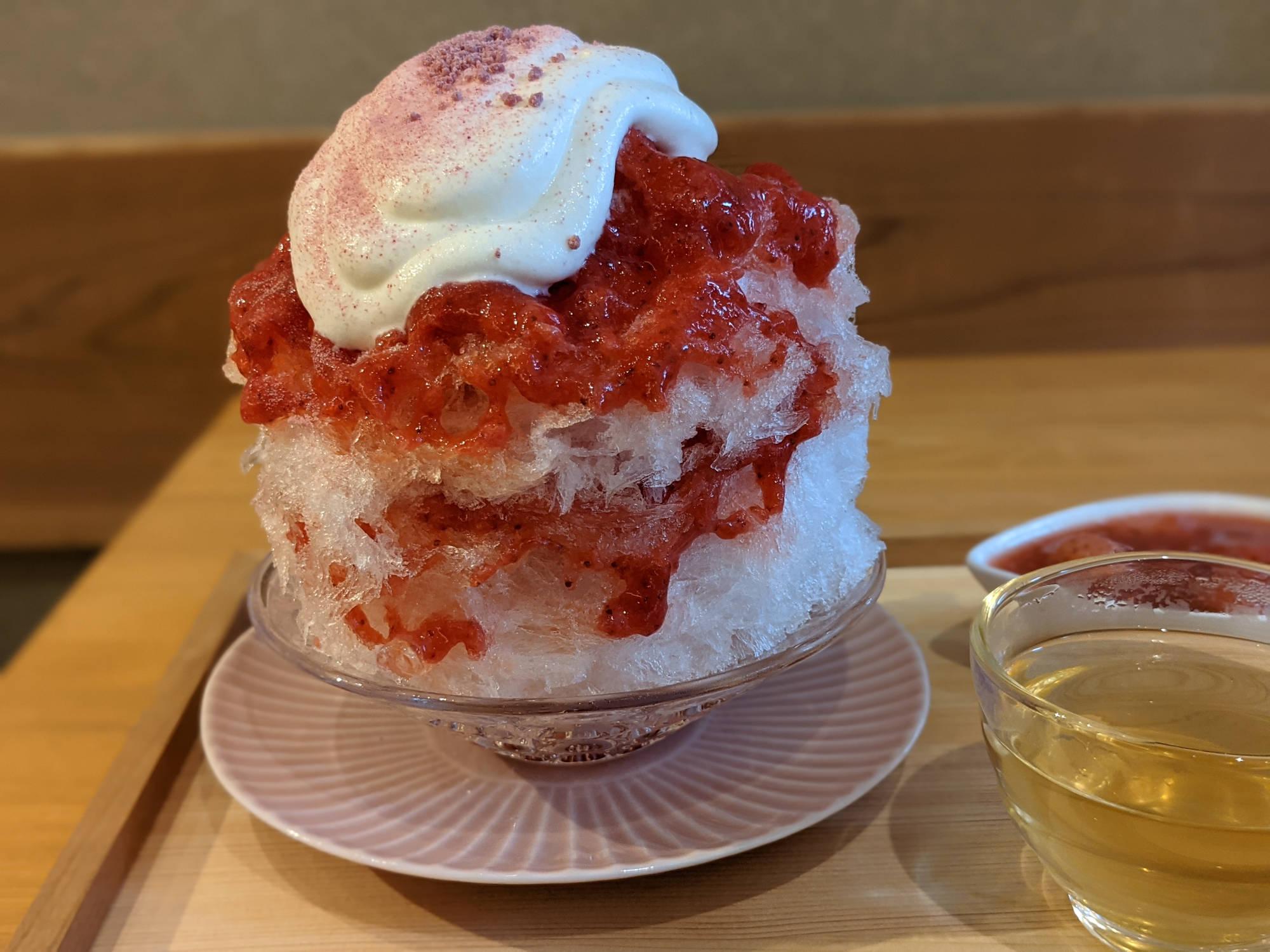苺・柚子みかん