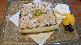 パンスイーツ専門カフェ「cafe recette 鎌倉」のフレンチトースト