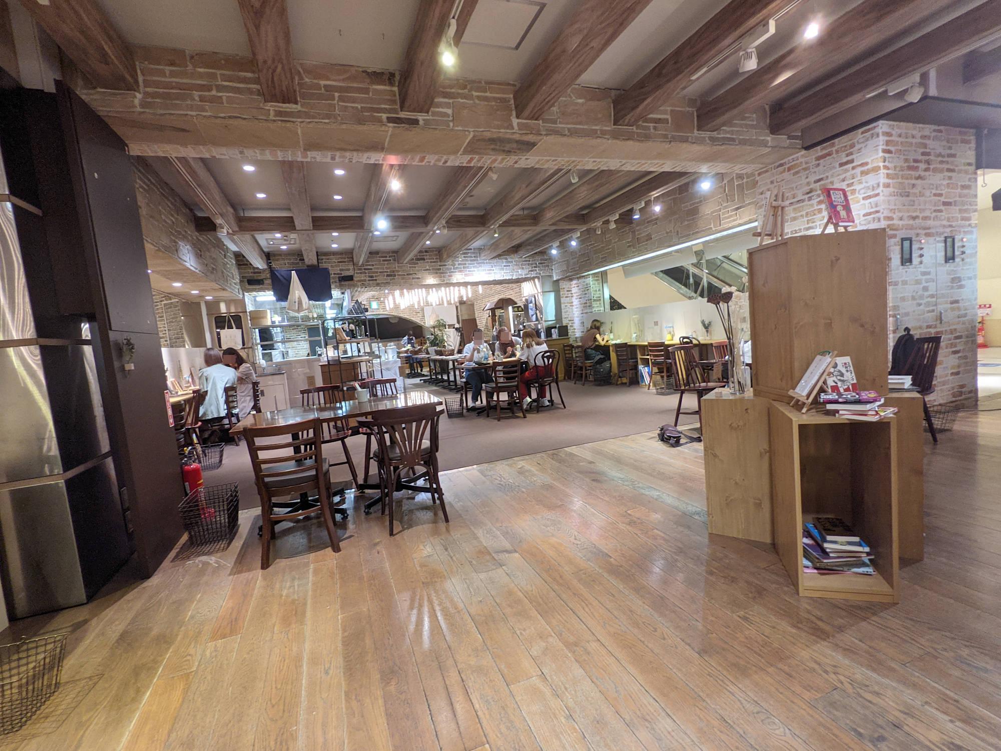 うのまち珈琲店 西武渋谷店