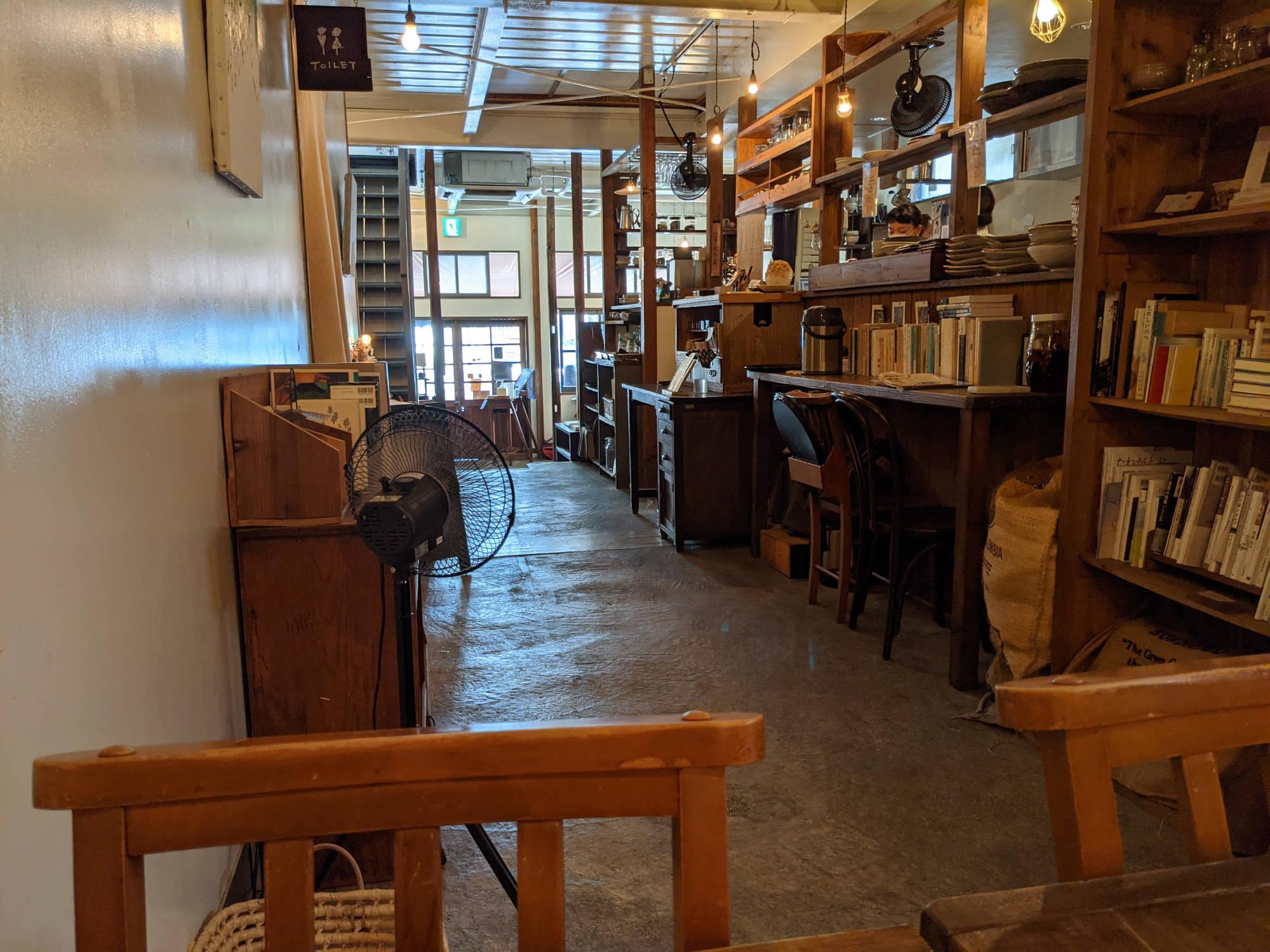 ブオリの店内の写真