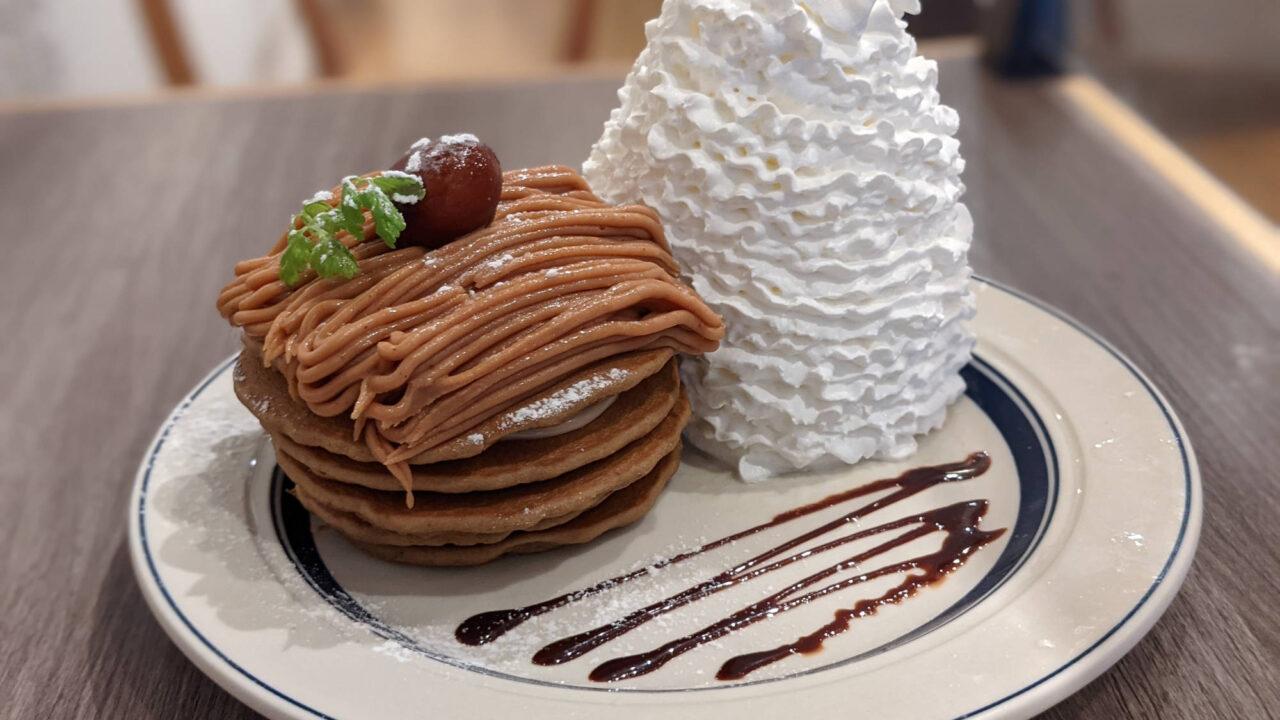 【原宿・表参道エリア】エッグスンシングス(Eggs'n Things)パンケーキ
